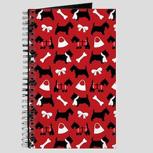 Scottie dog Lover Journal