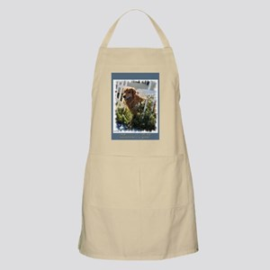 Summer's Gold BBQ Apron