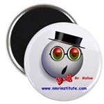 "2.25"" Mr. Mallow Magnet (10 pack)"