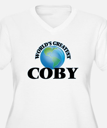 World's Greatest Coby Plus Size T-Shirt