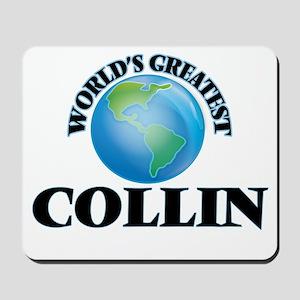 World's Greatest Collin Mousepad