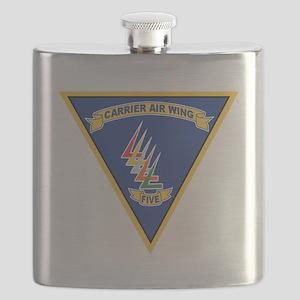 cvw5logo Flask