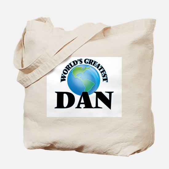 World's Greatest Dan Tote Bag