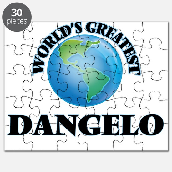 World's Greatest Dangelo Puzzle