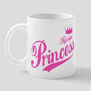 Fijian Princess Mug