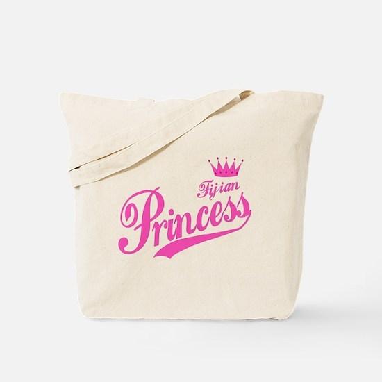 Fijian Princess Tote Bag
