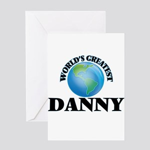 World's Greatest Danny Greeting Cards