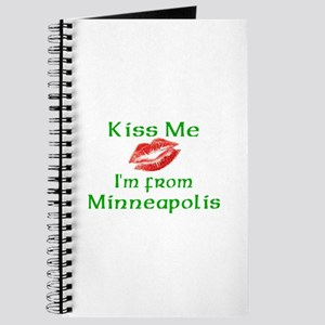 Kiss Me I'm from Minneapolis Journal