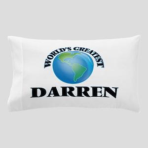 World's Greatest Darren Pillow Case