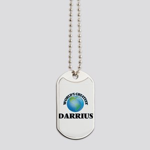 World's Greatest Darrius Dog Tags