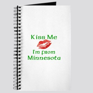 Kiss Me I'm from Minnesota Journal