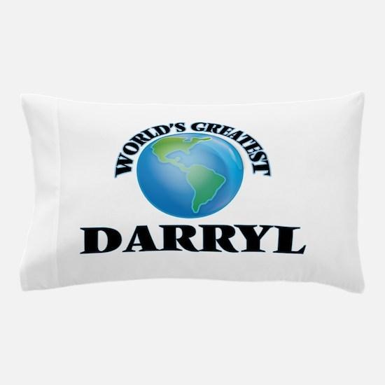 World's Greatest Darryl Pillow Case