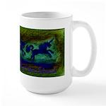 The Royal Unicorns of the Moon Large Mug