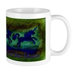 The Royal Unicorns of the Moon Mug