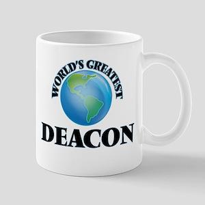 World's Greatest Deacon Mugs
