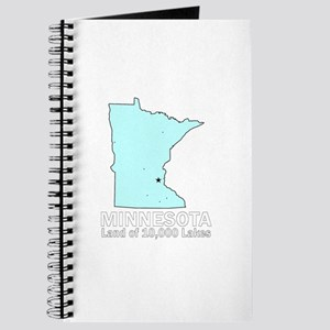 Minnesota . . . Land of 10,00 Journal
