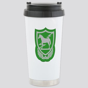10th Special Forces Gro Stainless Steel Travel Mug