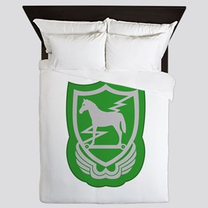 10th Special Forces Group - Europe1.pn Queen Duvet