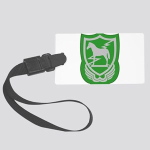 10th Special Forces Group - Euro Large Luggage Tag