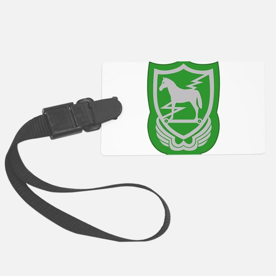10th Special Forces Group - Euro Luggage Tag