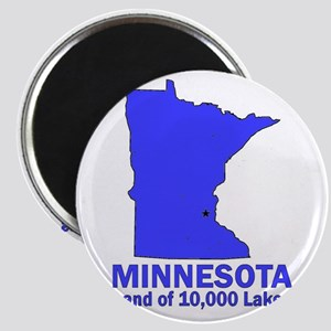 Minnesota . . . Land of 10,00 Magnet