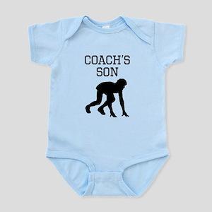 Track Coachs Son Body Suit