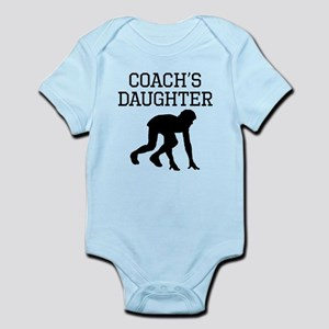 Track Coachs Daughter Body Suit
