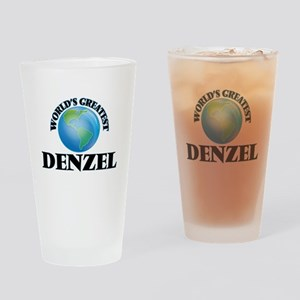 World's Greatest Denzel Drinking Glass