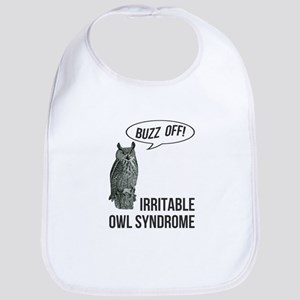 Irritable Owl Syndrome Bib