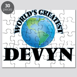 World's Greatest Devyn Puzzle