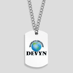 World's Greatest Devyn Dog Tags