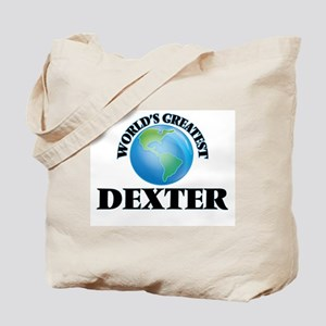 World's Greatest Dexter Tote Bag