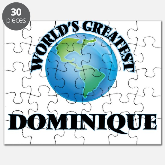 World's Greatest Dominique Puzzle