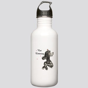 NOT LISTENING Stainless Water Bottle 1.0L