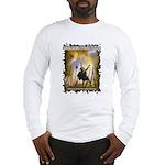 Real Men Wear Kilts Long Sleeve T-Shirt