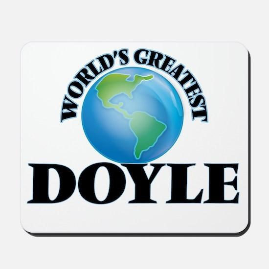 World's Greatest Doyle Mousepad