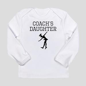 Figure Skating Coachs Daughter Long Sleeve T-Shirt