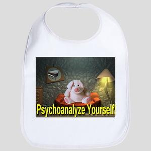 Psychoanalyze Yourself Bib