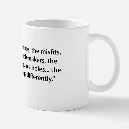 To the Misfits Mug