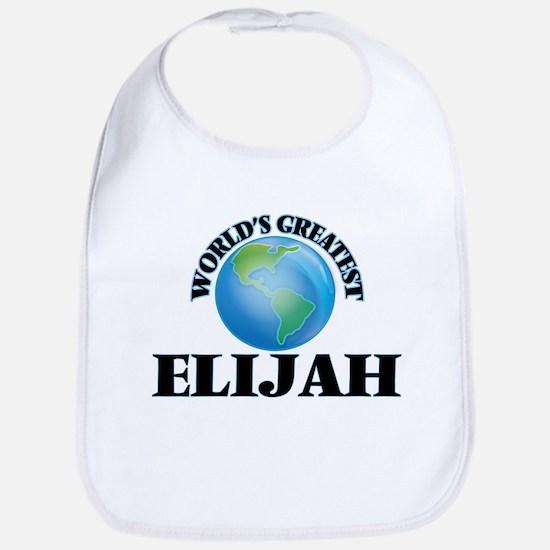 World's Greatest Elijah Bib