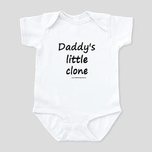 Dadddy's Little Clone Infant Bodysuit