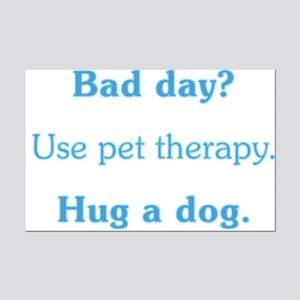 Bad Day Therapy Mini Poster Print