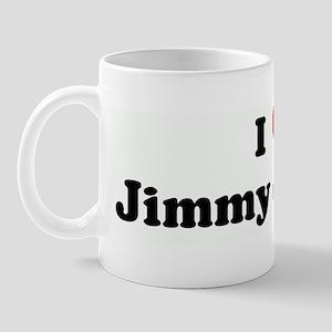 I Love Jimmy & Steve Mug