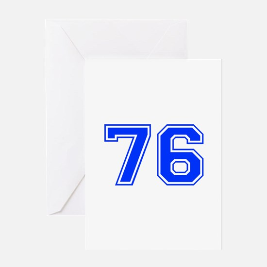 76-var Greeting Cards