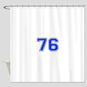 76-var Shower Curtain