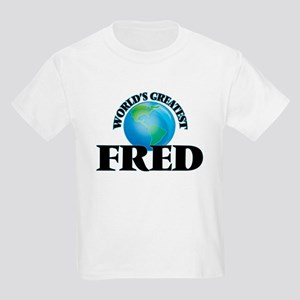 World's Greatest Fred T-Shirt