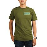 Organic Men's T-Shirt (navy)