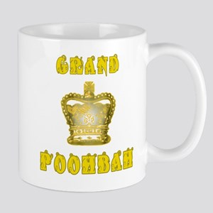 Fathers Day Grand Poohbah Mug