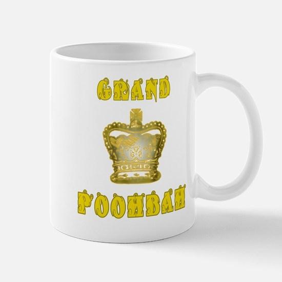 Fathers Day Grand Poohbah Mug