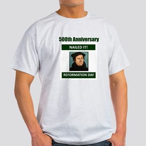 500th Anniversary Of Reformation T-Shirt